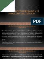 Psicología y Epistemologia Loredo, Capitulo 1