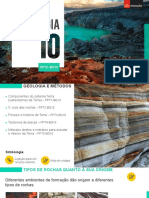 O Ciclo Das Rochas PDF