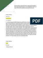 Modulo IV Examen - Geologia Estructural