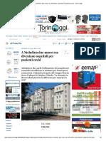 A Nichelino due nuove rsa diventano ospedali per pazienti covid-Torino Oggi