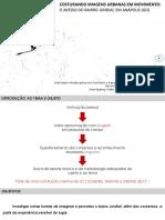 APRESENTAÇÃO - DEFESA DE MESTRADO - TECCER/UEG