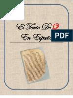 Documento Q en Español