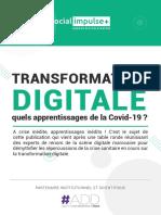 Table_ronde Transformation Digitale Covid19