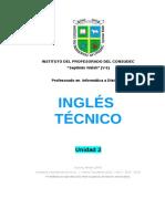 Unidad 2 INGLÉS TÉCNICO Profesorado en Informática a Distancia