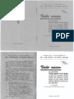Vademecum trasmettitori (1941)