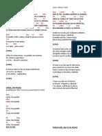 CANTOS PARA REUNION SABADO 29 FEBRERO 2020 (2 HOJAS)