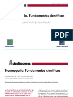 Homeopatia. Fundamentos