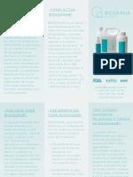 BIOSSANA folleto informativo