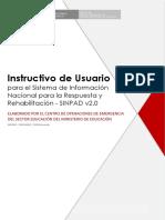 4. Instructivo de Usuario SINPAD v2.0_EMED