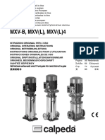 instruction_MXV  calpeda pump.pdf