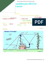 Antenna HF bultibanda DELTA LOOP