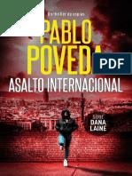 Pablo Poveda - Dana Laine 2 - Asalto internacional.epub