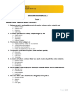 BATTERY MAINTENANCE - Topic 1.docx