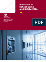 Indicators of School Crime and Safety 2006