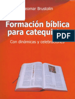 FORMACION BIBLICA PARA CATEQUISTAS