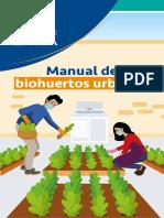 Manual de biohuertos Urbanos