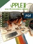 Apple II Basic Programming Manual