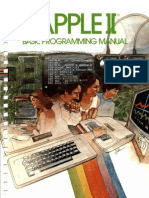Apple II Basic Programming Manual