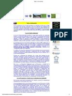 Ecuador - Leyes Ambientales