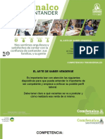 DIAPOSITIVAS EL ARTE DE SABER VENDERSE.pptx