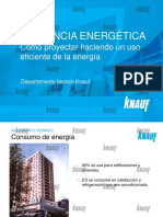 WEBINAR KNAUF_EFICIENCIA ENERGÉTICA EN LA CONSTRUCCION EN SECO 2020