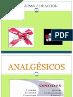 ANALGESICOS Y AINES