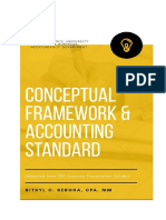 CFAS- Philippine Accounting Standards