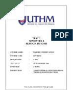 TEST 2A BFC 10202 Sem 1 20142015_finalised