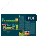 Is E-commerce Good For The Environment?