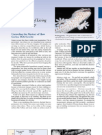 Raven Johnson - Biology, Part 01 - The Origin of Living Things - Cover