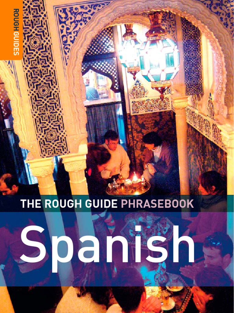 The Rough Guide - Spanish Phrasebook  edae0732fcc