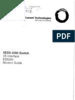 Lucent 5ESS V5 Student Guide