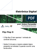FlipFlop D