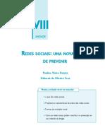 REDES SOCIAIS UMA NOVA FORMA DE PREVINIR.pdf