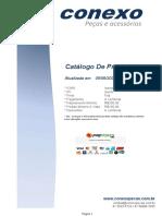 Catálogo Conexões Peças