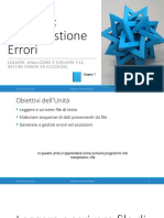 Unita' P7 - File