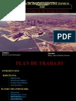 Parc Forum de Barcelona