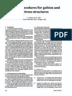 Design procedures for gabion and mattress structures.pdf