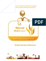 Manual ActivInspire