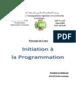 Support Initiation à la programmation MATLAB Partie 01-P.pdf