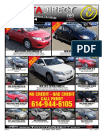 Toyota Edition  - Issue 4