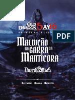Odday 16 - A Maldição na Garra da Mantícora.pdf