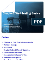 Chapter2 Well testing
