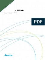 Manual do usuário - Série N 6-12KVA  5011362301 - PRT_BRZ r