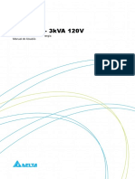 Manual do usuário - Série R 1-3KVA 120V - 5011342200 - PRT_