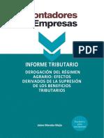 Informe Derogación Ley Agraria (1)