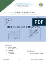Méthodes Des Chaînons