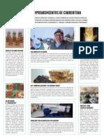 #Anuario2020 Microemprendimientos en cuarentena, una salida laboral a la crisis económica
