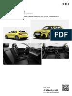Audi A1 23k 2021