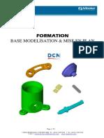 MANUEL FORMATION BASES MODELISATION